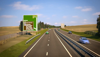 A9 Dualling Luncarty to Pass of Birnam Public exhibition video 27 March 2014