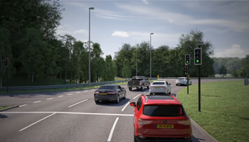 A720 Sheriffhall Roundabout scheme - Orbit & Drivethrough