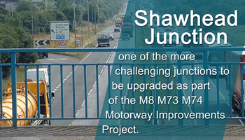 Shawhead Junction - Making your journey more reliable