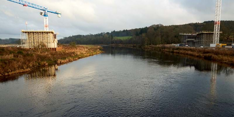 River Dee Crossing